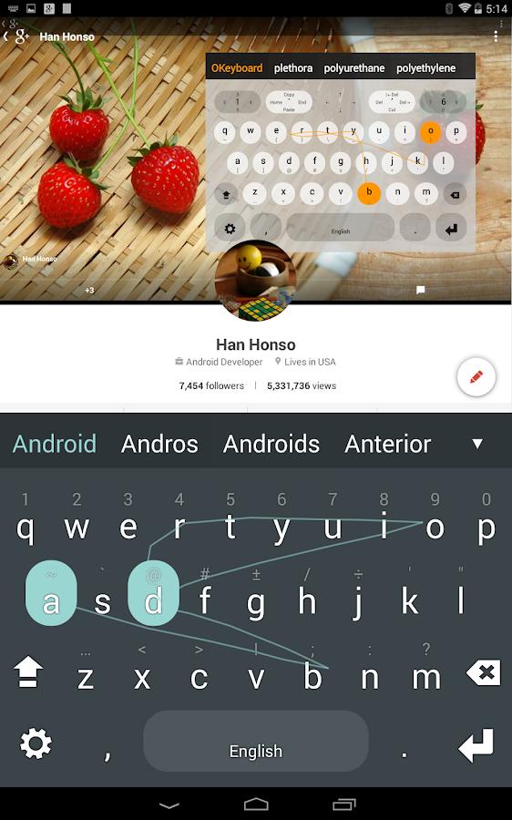 Multiling O Keyboard + emoji pie 1 0 1 APK Download