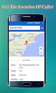 GPS Caller ID Locator & Mobile Real Number Tracker 1.0 screenshot 5