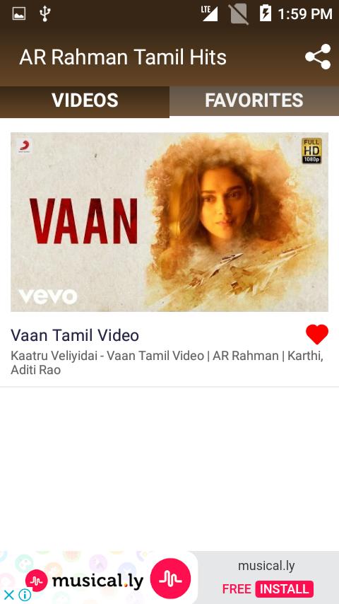 ar rahman tamil hit songs free download in single file