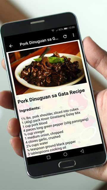 150 filipino food recipes 23 apk download android cats 150 filipino food recipes 23 screenshot 3 forumfinder Images