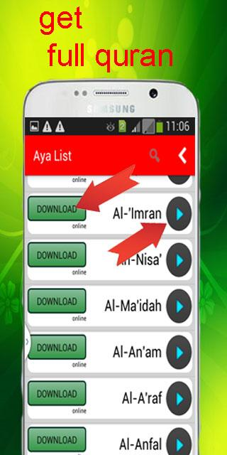 free mp3 download holy quran 1 1 2 APK Download - Android Music