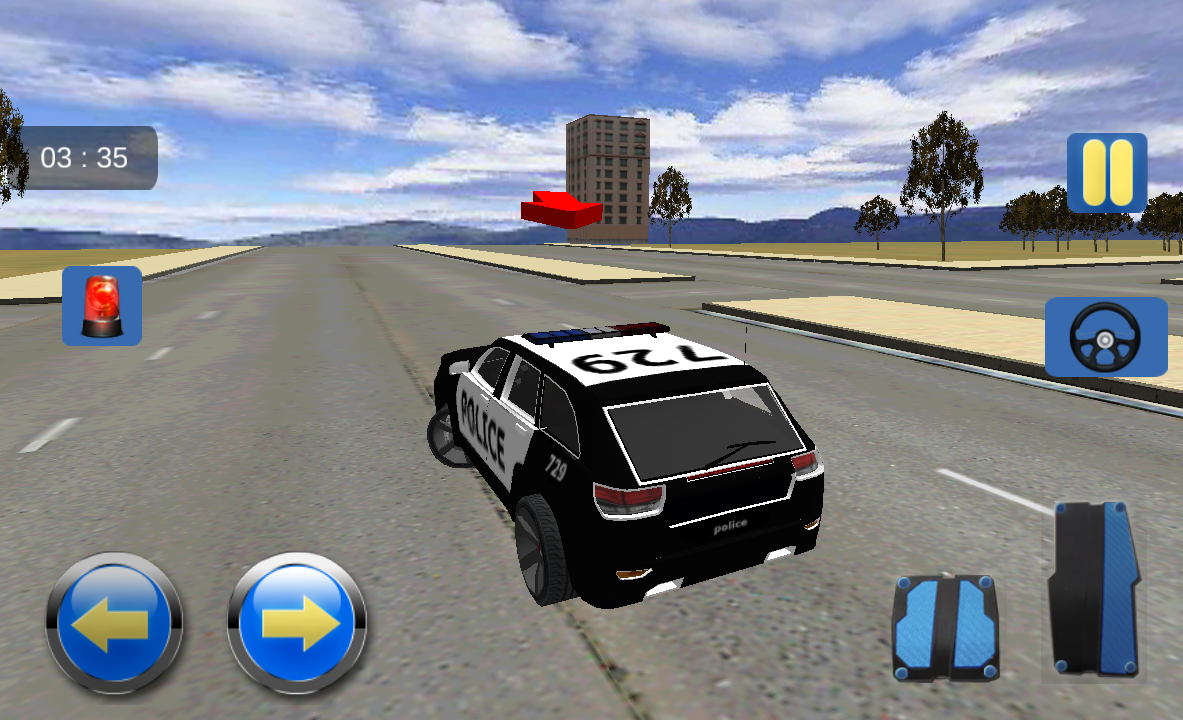 Police Car Driver Chase 3d 1 4 Apk Download Android Racing Games