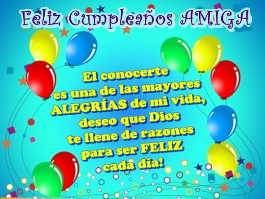 Frases De Feliz Cumple Amiga 4 15 Apk Download Android