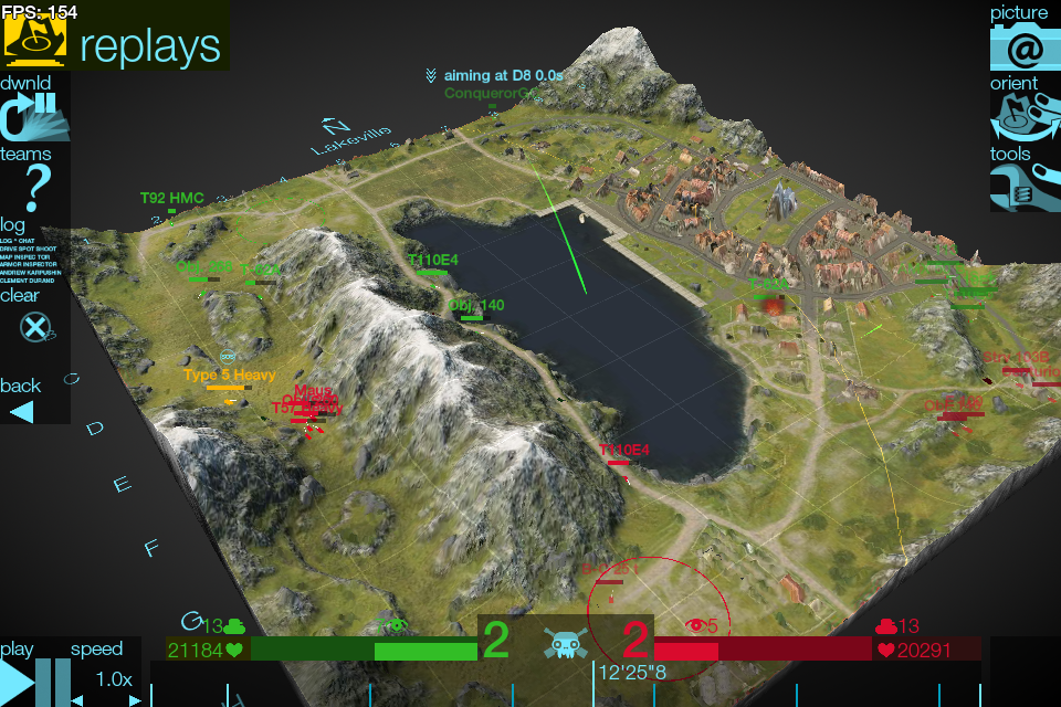 Map Inspector - for WoT PC 1 2 5 APK Download - Android