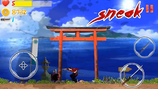 Samurai Ninja Fighter 2.0.5 screenshot 5
