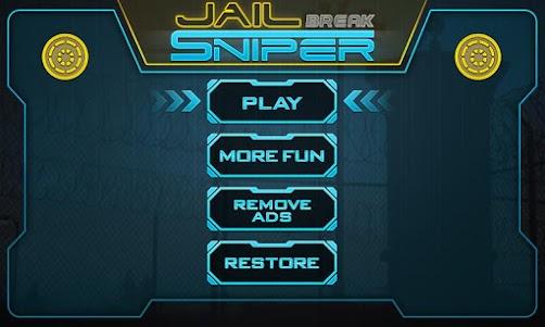Prison Break: Sniper Duty 3D 1.0.7 screenshot 4