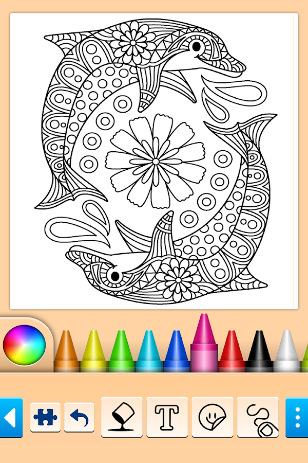 mandala coloring pages 10 9 2 apk download android educational games. Black Bedroom Furniture Sets. Home Design Ideas