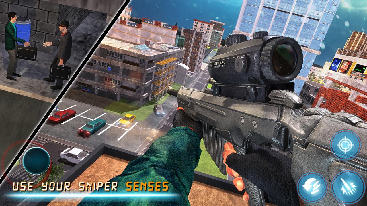 Sniper 3D Mission: Outsider Assassin 1 5 APK Download - Android