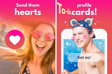 Selfie Cup-Find Teen Friends 1.0.2 screenshot 2