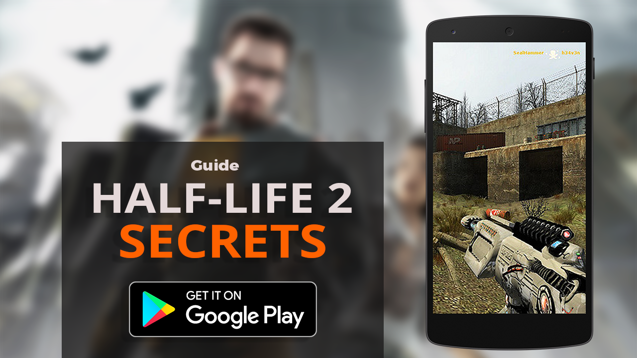 Guide Secrets Half-Life 2 0 0 2 APK Download - Android Books
