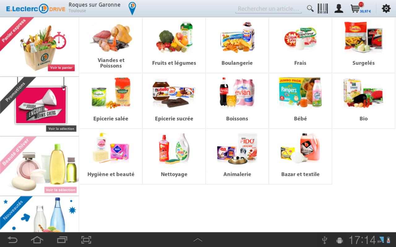 Leclercdrive 7 1 1 Apk Download Android Shopping Apps
