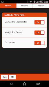 Combat Pad 0.0.1 screenshot 3