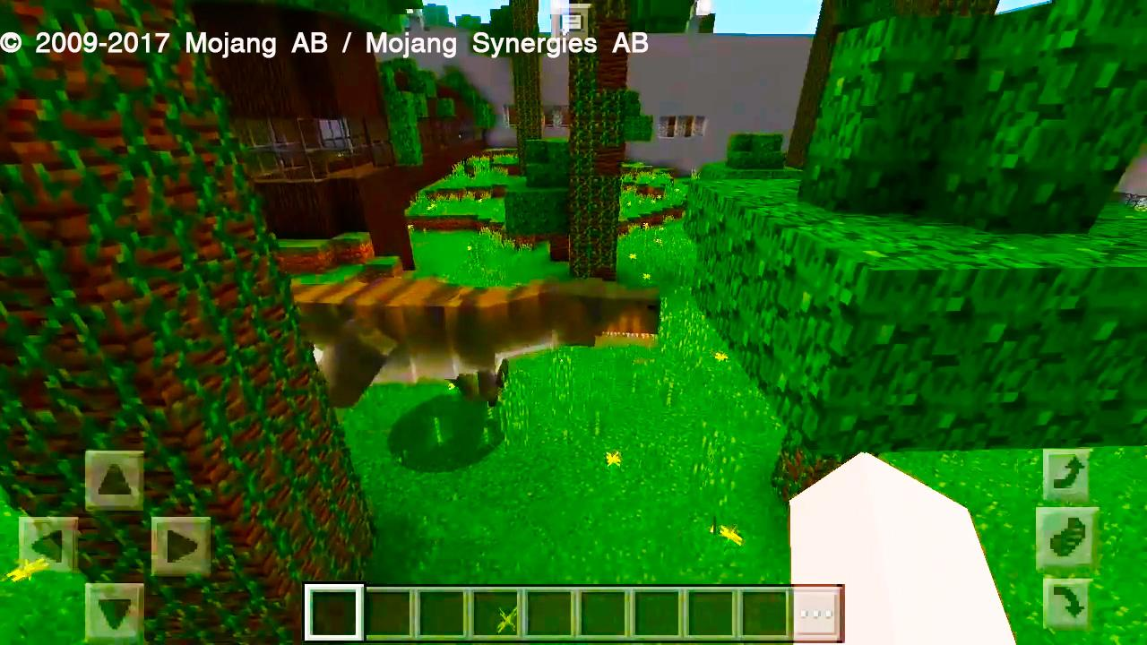 Jurassic Craft MCPE Addon with Dinosaurs! 1 1 APK Download