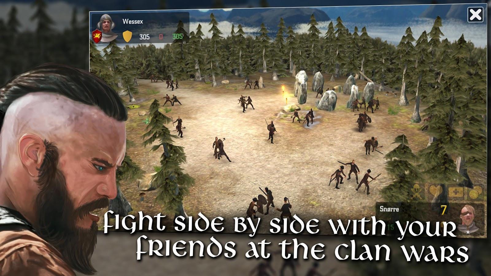 Vikings at War 1 1 3 APK Download - Android Strategy Games