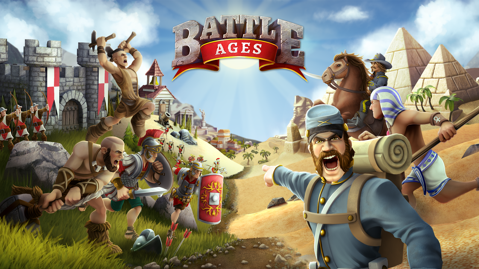 Battle Ages 3 1 2 APK + OBB (Data File) Download - Android