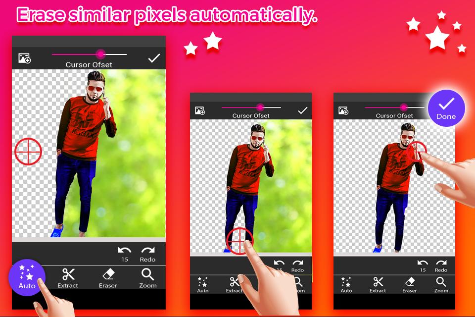 background changer photo editor app
