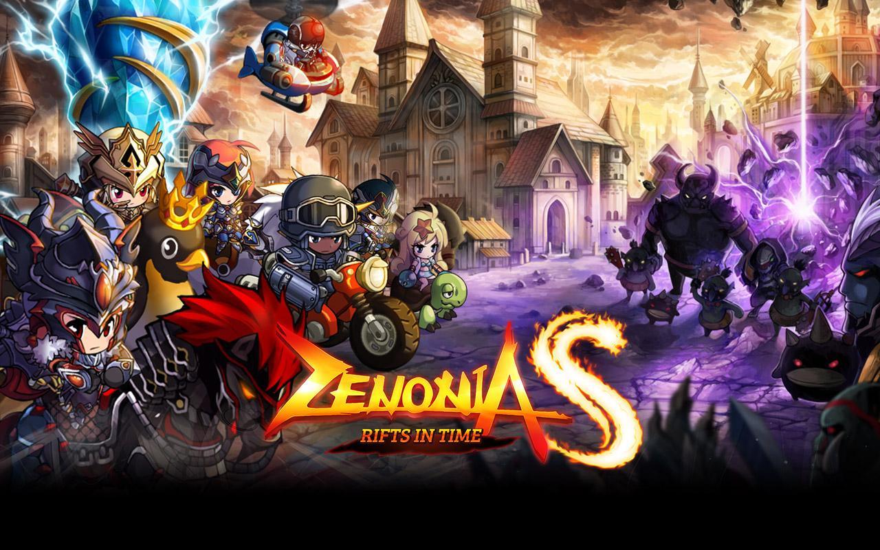 zenonia 3 apk not working
