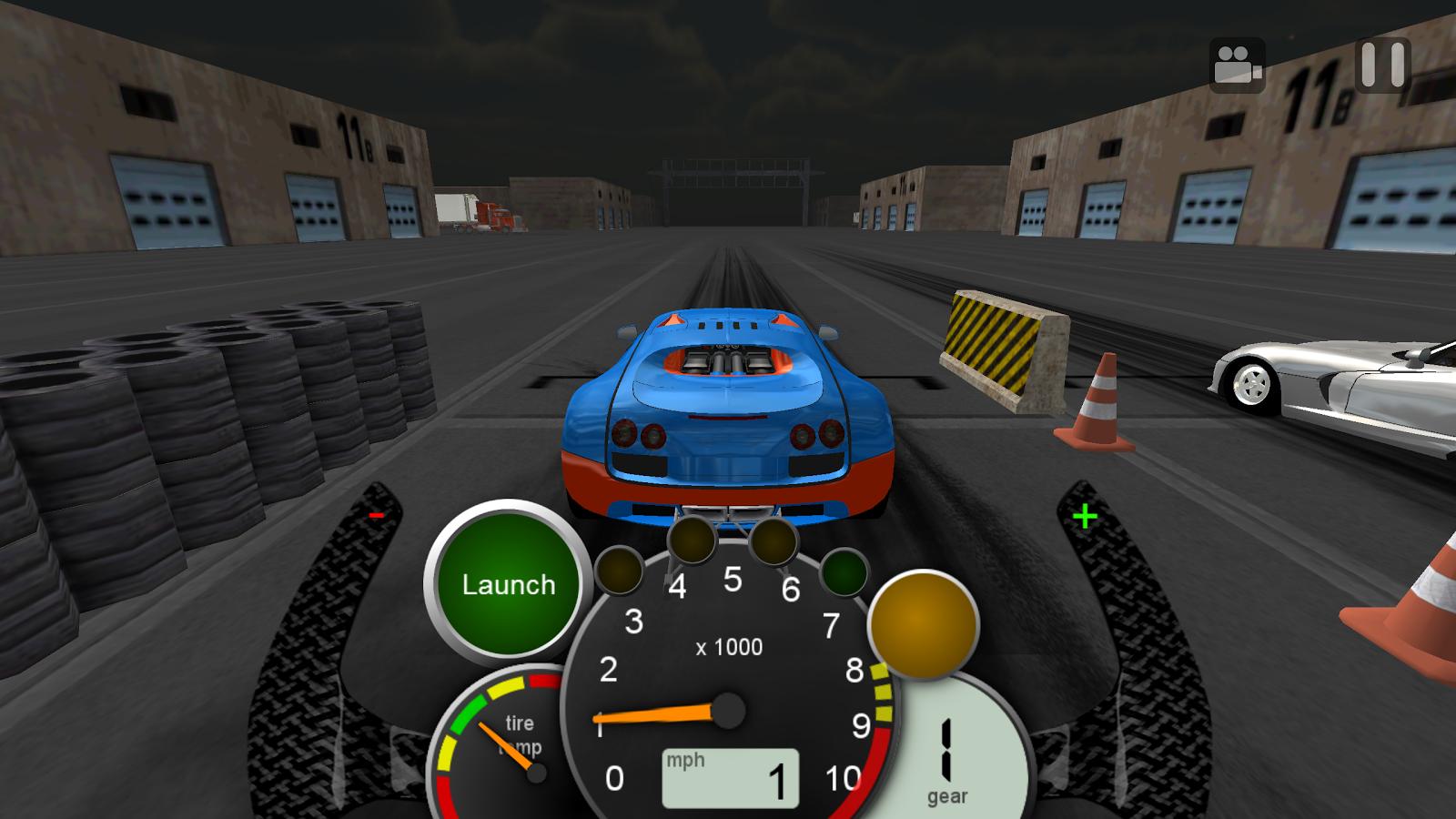 Exotics Drag Racing 1 0 8 APK Download - Android Racing Games