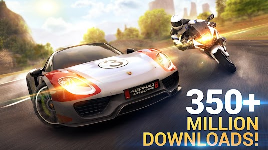 Asphalt 8: Airborne 3.8.1c screenshot 1