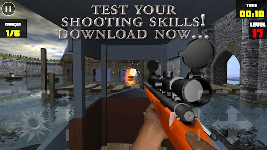 Ultimate Shooting Sniper Game 1.1 screenshot 10