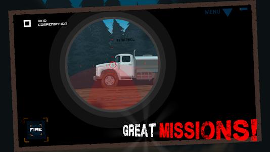 Clear Vision 3 -Sniper Shooter 1.0.7 screenshot 1