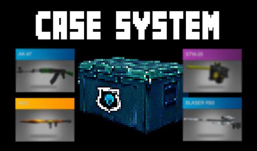 Pixel Combat Multiplayer HD 3.5 screenshot 1