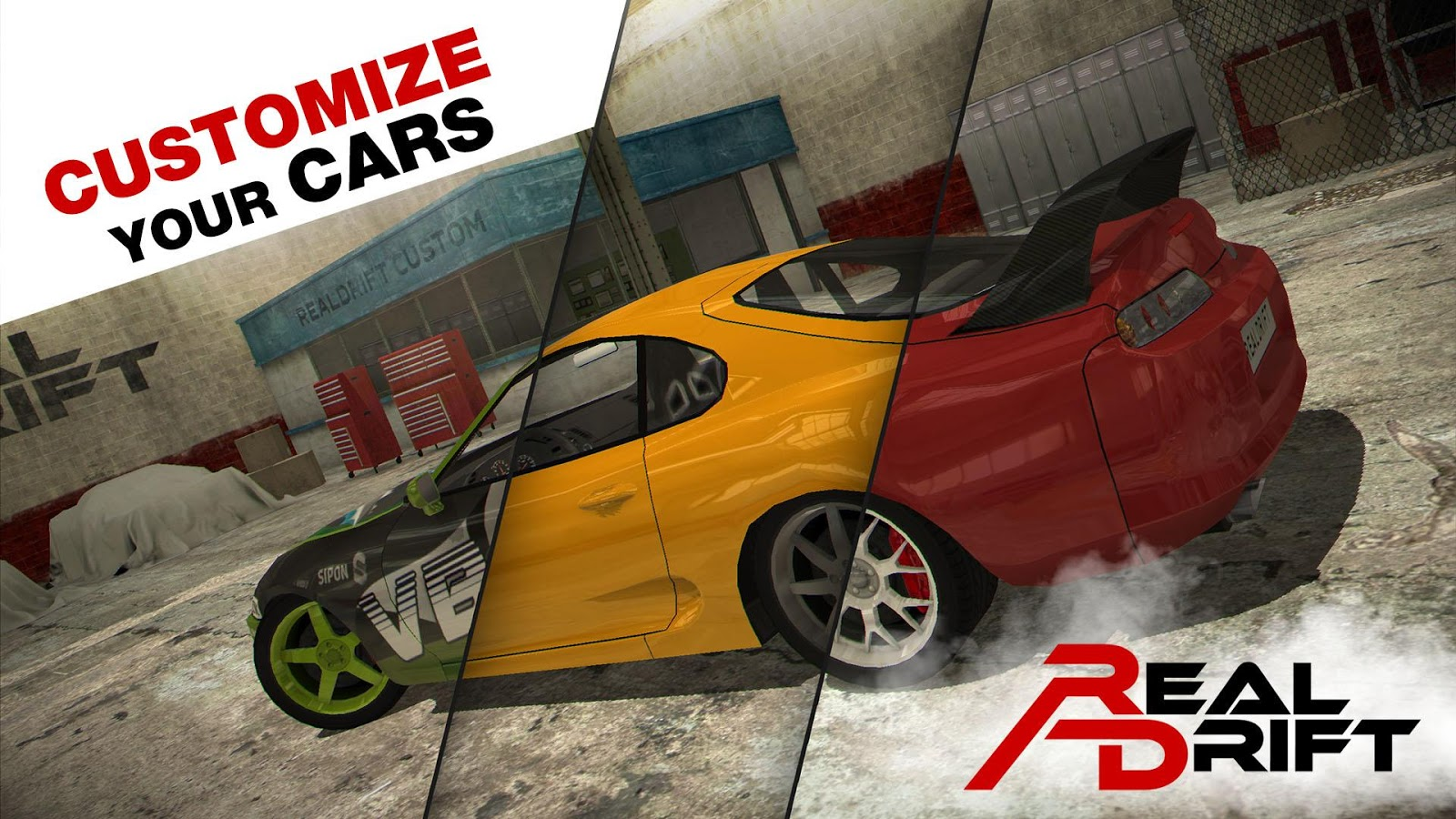 Real Drift Car Racing Lite 4.8 APK + OBB (Data File) Download ...
