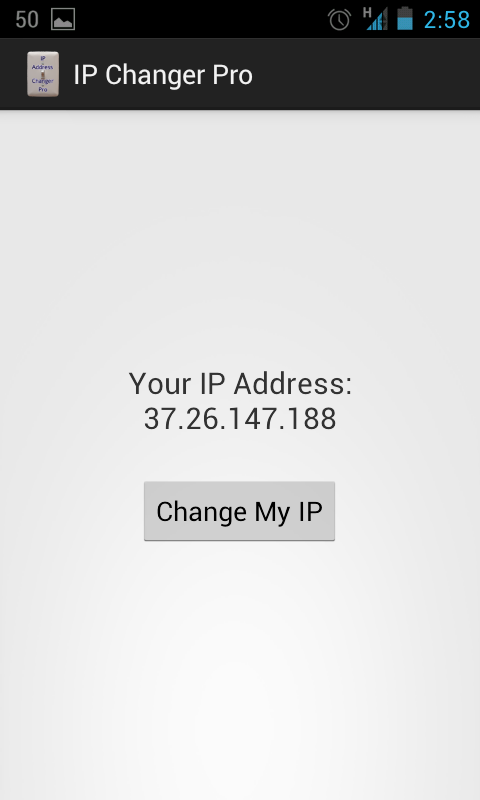 IP Changer 1.0 APK Download - Android Tools Apps