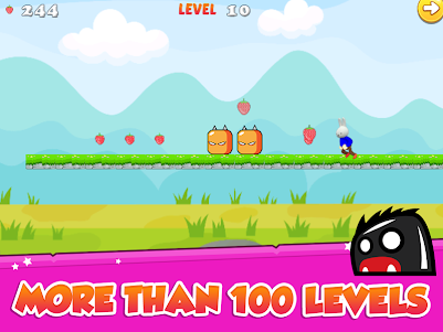 Muffy Jungle Run 1.0 screenshot 3