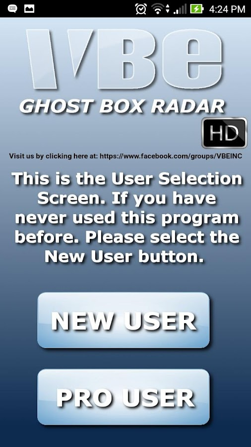 Ghost Box Apps