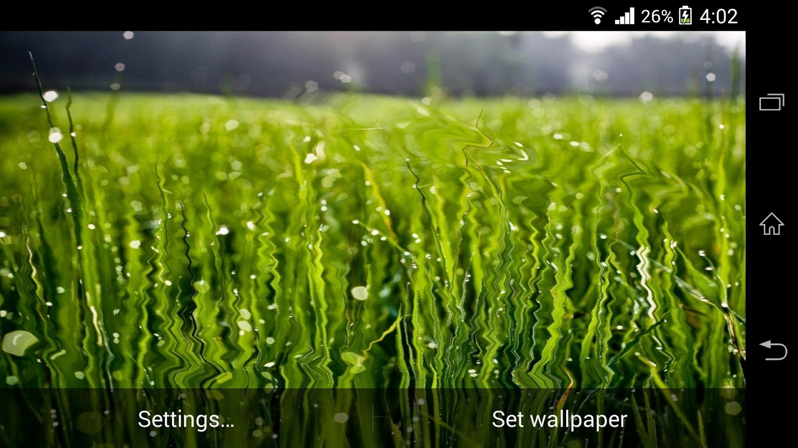 Galaxy S5 HD Live Wallpaper 103 Screenshot 12