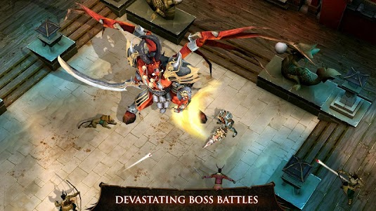 Dungeon Hunter 4  screenshot 16