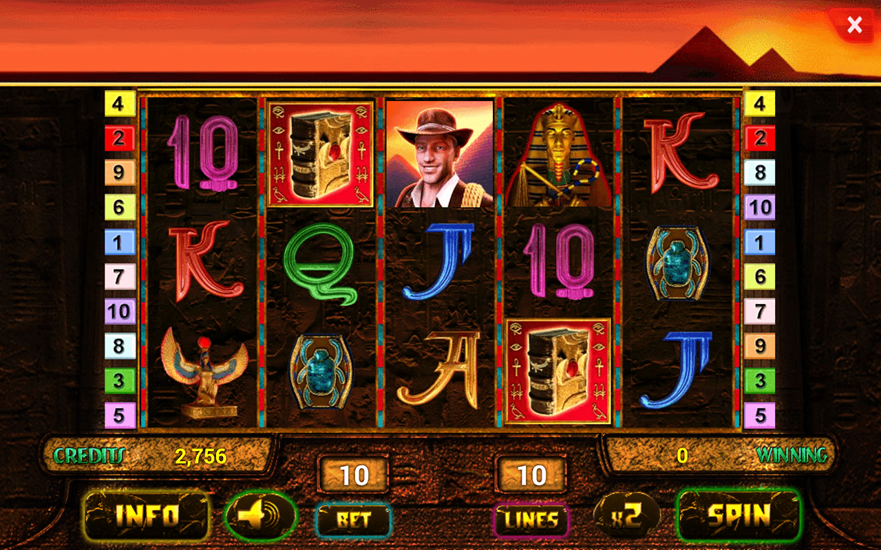 slot games book of ra 2