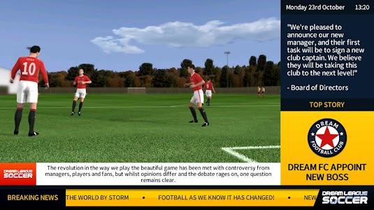 Dream League Soccer 2018 5.064 screenshot 3