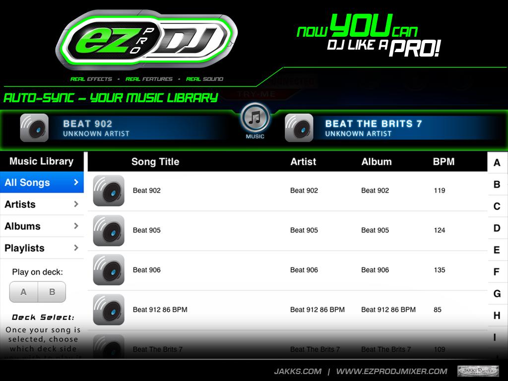 EZ Pro DJ 1 07 APK Download - Android Music & Audio Apps