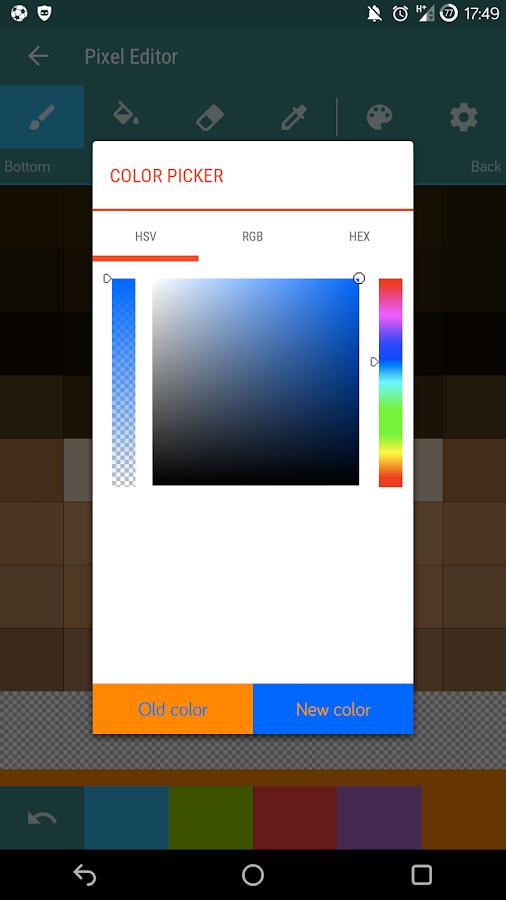 Skin Editor For Minecraft PE Beta APK Download Android Tools Apps - Skin editor fur minecraft pe
