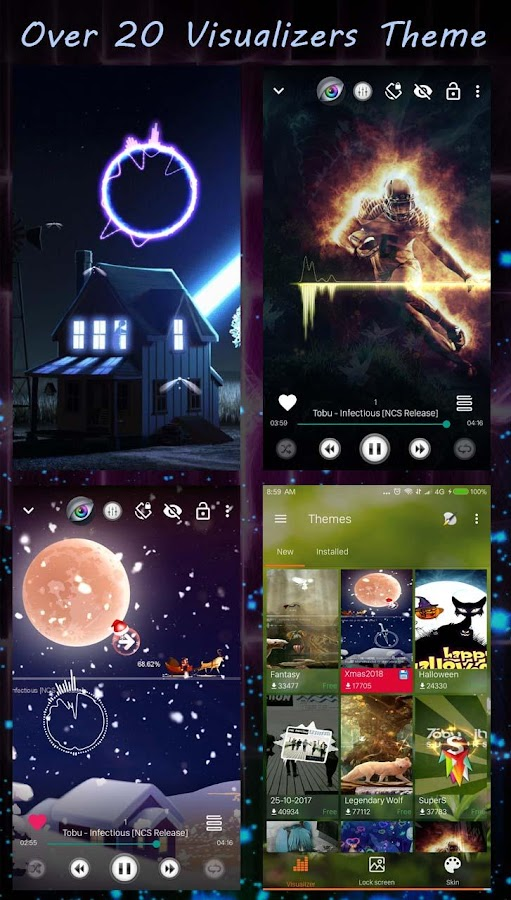 S+ Music Player 3D - Premium 1 4 1 APK Download - Android