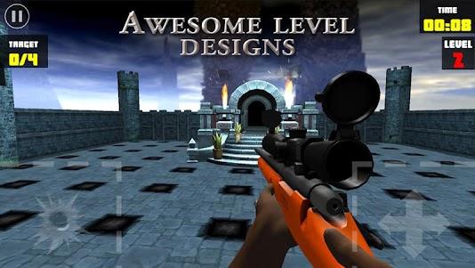Ultimate Shooting Sniper Game 1.1 screenshot 14