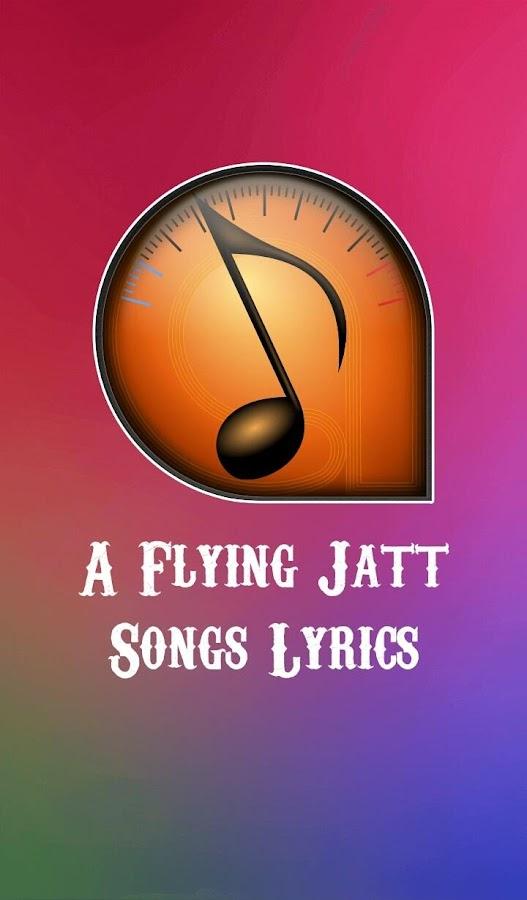 A Flying Jatt Songs Lyrics 1 3 APK Download - Android Music