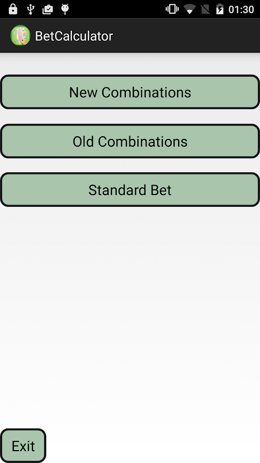 Bet Calculator 1 31 APK Download - Android Sports Games