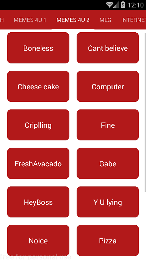 Meme Soundboard - DANK MLG 1 0 APK Download - Android Entertainment Apps