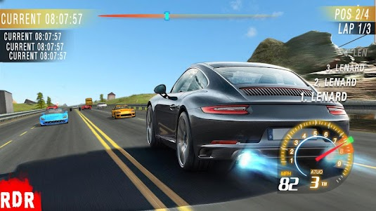 Racing Driver Speed 1.2 screenshot 2