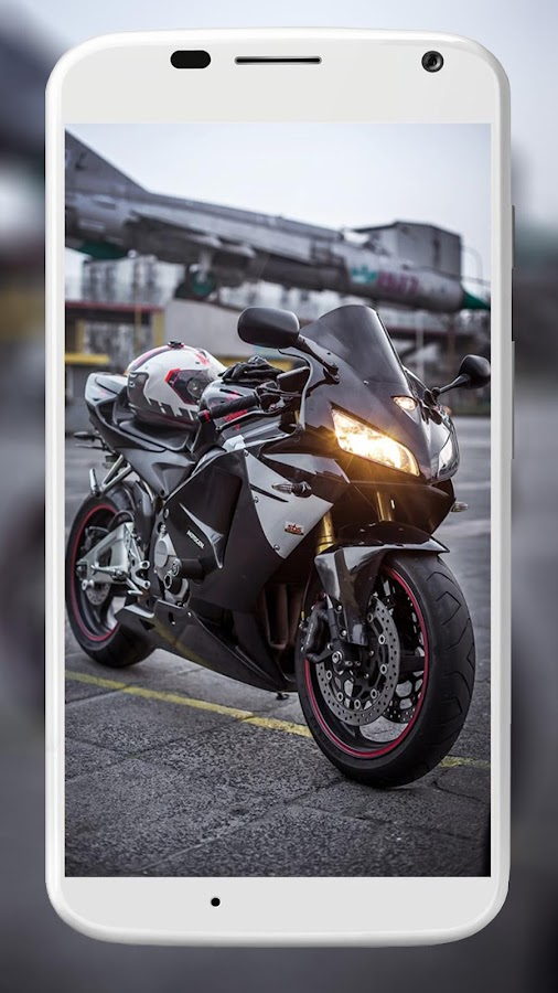 Motorcycle Wallpaper HD 1.2.2 screenshot 1 ...