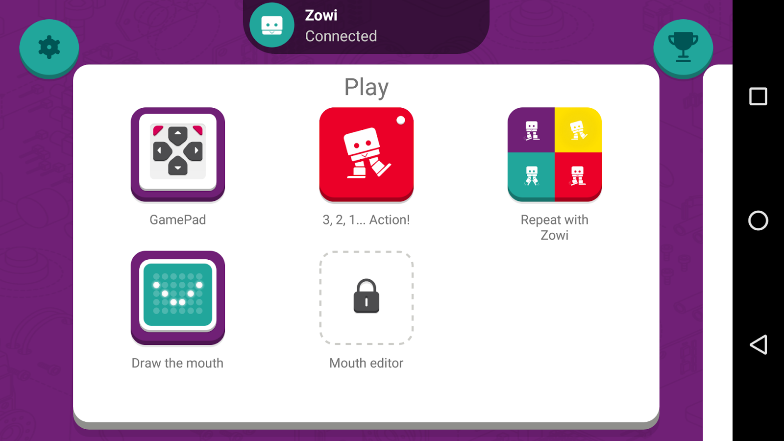 Zowi App 1 4 1 APK Download - Android Education Apps