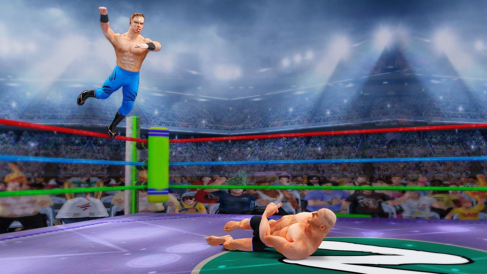 World Wrestling Revolution War 1 8 APK Download - Android