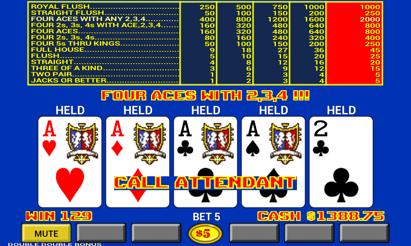 video poker slot machine free download