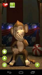 Talking Monkey 8.1 screenshot 3