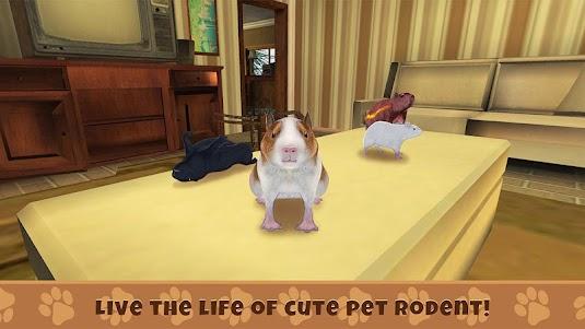 Guinea Pig Simulator: House Pet Survival 1.2.0 screenshot 1