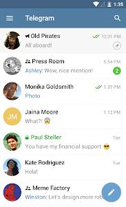Telegram 8.1.1 screenshot 1