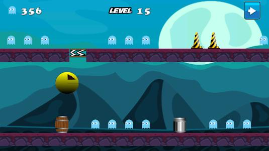 Crazy Pacman 1.0 screenshot 4